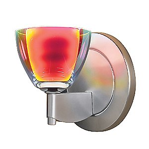 Rainbow I Round Wall Sconce by Bruck Lighting