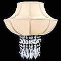 Cascade Wall Sconce by Corbett Lighting