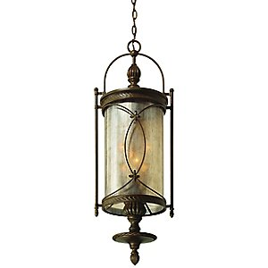 St Moritz Outdoor Hanging Lantern by Corbett Lighting