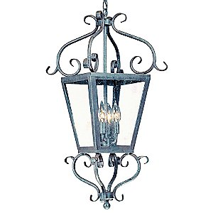 Vineyard Hill Suspension Lantern by Corbett Lighting