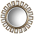 Cyrus Mirror by Uttermost
