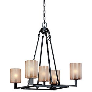 Austin Chandelier by Troy Lighting