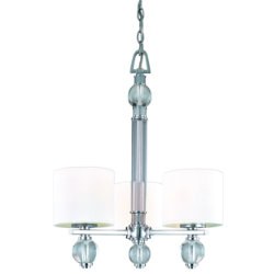 Bentley Chandelier by Troy Lighting