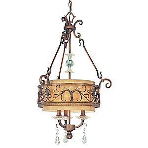 Heirloom Chandelier by Troy Lighting