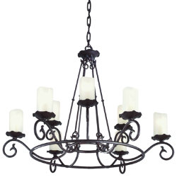Provence Chandelier by Troy Lighting
