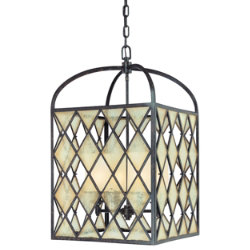 Harlequin Suspension by Troy Lighting