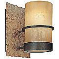 Bamboo Wall Sconce by Troy Lighting