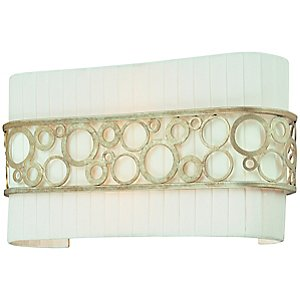 Aqua Rectangle Wall Sconce by Troy Lighting