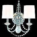 Fountainbleau 2 Light Wall Sconce by Troy Lighting