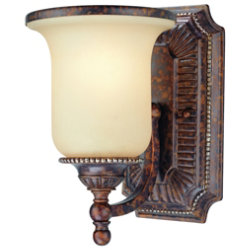 Waldorf Wall Sconce by Troy Lighting