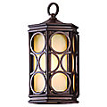 Holmby Hills Outdoor Flushmount Wall Lantern by Corbett Lighting