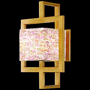 Moderne Wall Sconce by Corbett Lighting