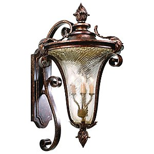 Pirouette Outdoor Lantern by Corbett Lighting