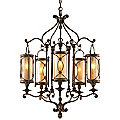 St. Moritz Chandelier by Corbett Lighting