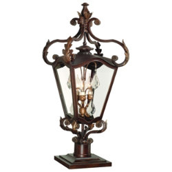 St. Tropez Pier Mount by Corbett Lighting