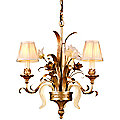 Tivoli Chandelier by Corbett Lighting
