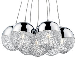 Sonnet Multi Light Pendant by Eurofase