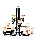 Ranier Chandelier by Troy Lighting