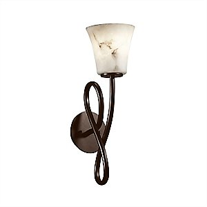 LumenAria Capellini Wall Sconce by Justice Design