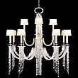 Cascades No. 749040 Chandelier by Fine Art Lamps