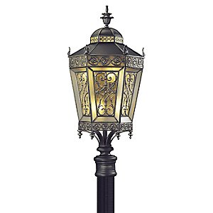 Conservatory No. 542080 Post Mount by Fine Art Lamps