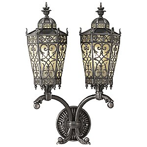 Conservatory No 424081 Wall Sconce by Fine Art Lamps