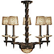 Mid-Century Inspirations No. 720240 Chandelier by Fine Art Lamps