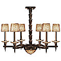 Mid-Century Inspirations No. 720040 Chandelier by Fine Art Lamps
