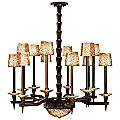 Mid-Century Inspirations No. 719740 Chandelier by Fine Art Lamps