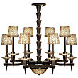 Mid-Century Inspirations No. 719940 Chandelier by Fine Art Lamps