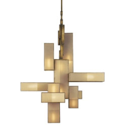 Perspectives No. 732040 Chandelier by Fine Art Lamps