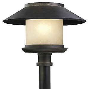 East West Passage No. 539283 Post Mount by Fine Art Lamps