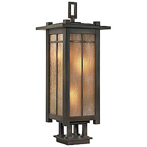 Capistrano No 401883 Pier Mount by Fine Art Lamps