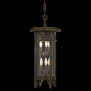Aspen No. 412882 Lantern by Fine Art Lamps