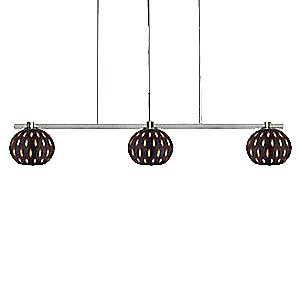 Firefly Linear Suspension by Oggetti Luce