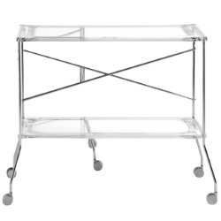 Flip Folding Trolley by Kartell