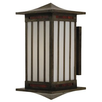 Himeji Outdoor Wall Sconce