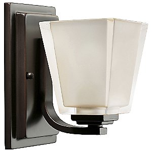 Urban Ice Wall Sconce by Kichler