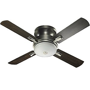 Davenport Hugger Ceiling Fan by Quorum