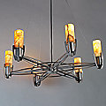 Geos 08170 Chandelier by Ultralights