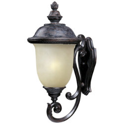 Carriage House ES Outdoor Draped Wall Sconce by Maxim Lighting