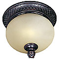 Carriage House ES Outdoor Flushmount by Maxim Lighting