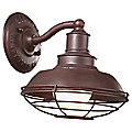 Circa 1910 Outdoor Wall Lantern by Troy Lighting