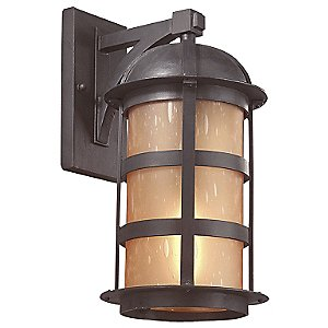 Aspen Outdoor Wall Lantern by Troy Lighting