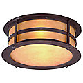 Aspen Outdoor Flushmount by Troy Lighting