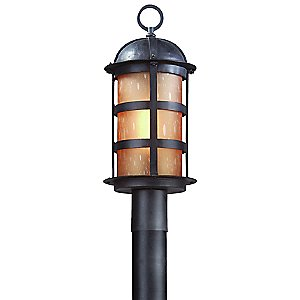 Aspen Outdoor Postmount by Troy Lighting