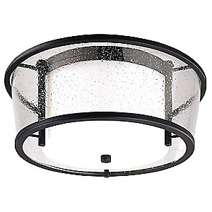 Bennington Outdoor Flushmount by Troy Lighting