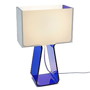 Tube Top Colors Table Lamp by Pablo