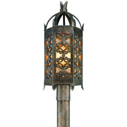 Gables Outdoor Postmount by Troy Lighting