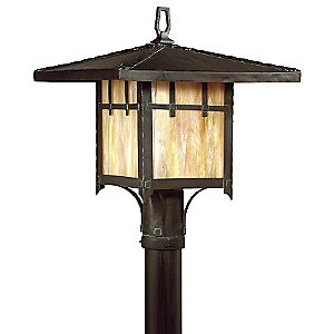 Oak Knoll Postmount No. P9406-P9407 by Troy Lighting